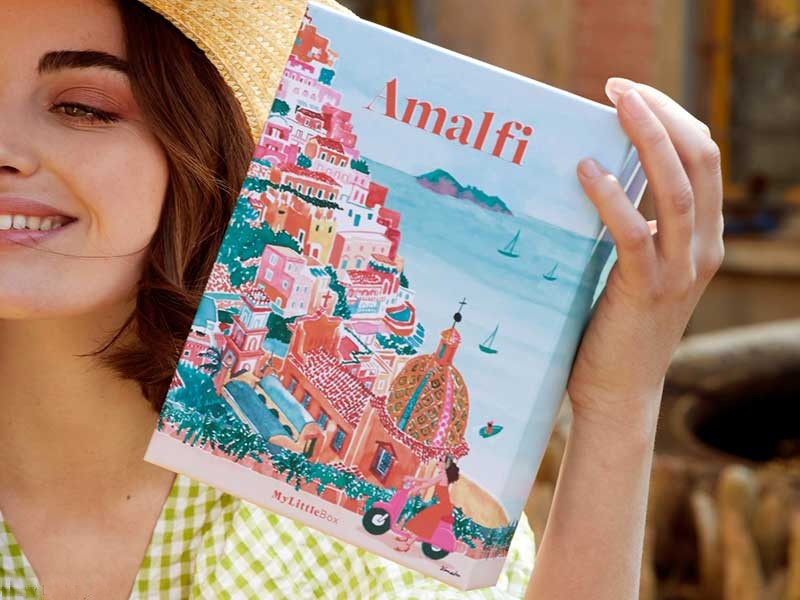 Spoiler My Little Box Avril 2021 Amalfi Contenu Code Promo