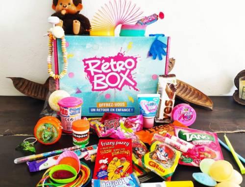 La Rétro Box Génération Souvenirs + Concours