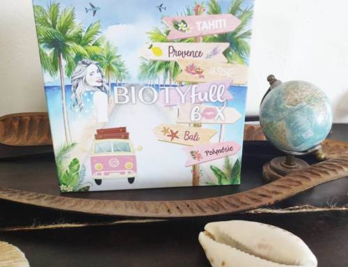 Biotyfull Box Mai 2021 – Routine Escapade