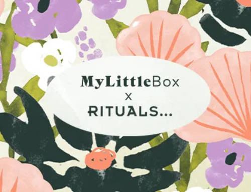 My Little Box Mai 2021 x RITUALS: contenu + code promo
