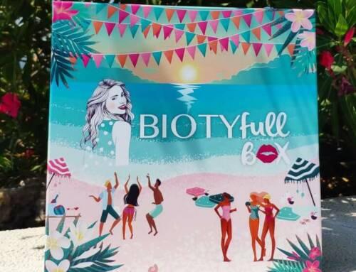 Biotyfull Box Juillet 2021 – Routine Retour De Plage