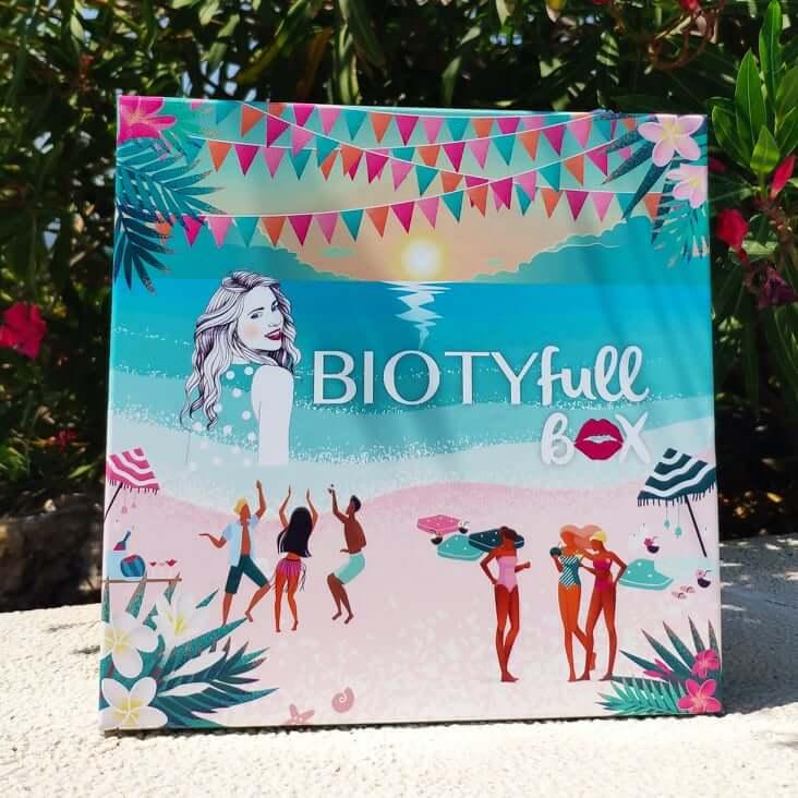 Biotyfull box juillet 2021 avis contenu et code promo