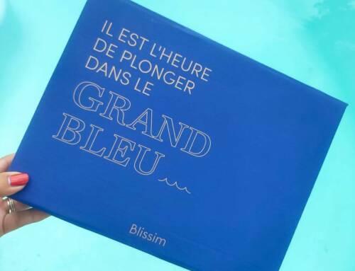 Blissim Juillet Aout 2021 – L'Heure Bleue