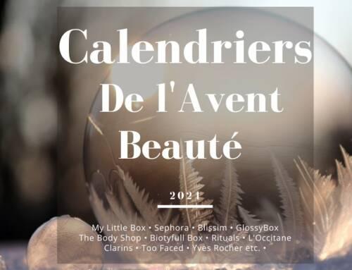 Calendrier de l'Avent Beauté 2021 : quel choisir ?
