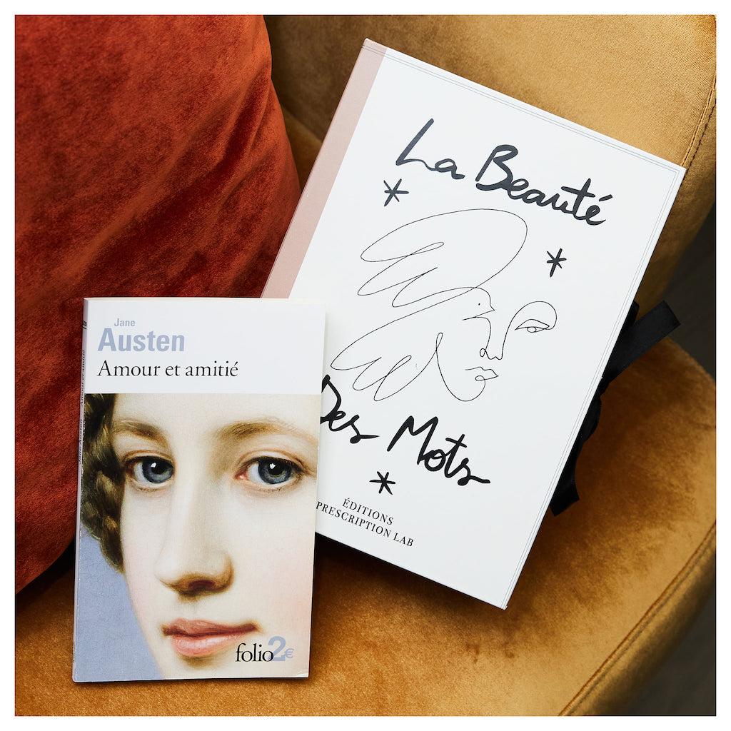 Prescription Lab Octobre 2021 spoiler contenu Collab Folio Jane Austen