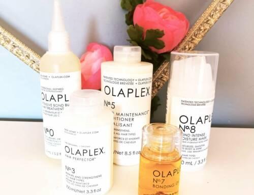 J'ai testé les soins capillaires Olaplex !