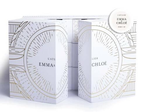 Le calendrier de l'Avent Emma & Chloé : contenu + code promo