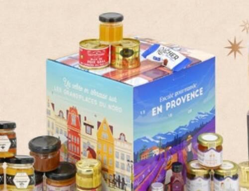 Les calendriers de l'Avent gourmands chez Bienmanger.com