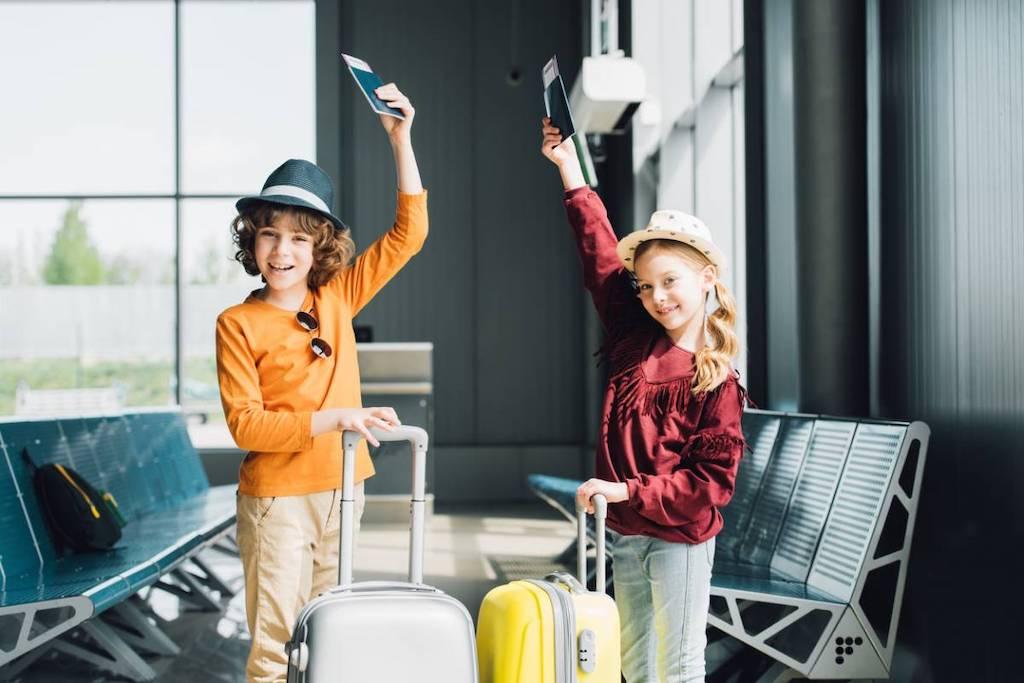 Passeport pour mineur